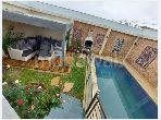 Villa de alto standing en venta en Tanja Balia. 12 habitaciones confortables. Terraza y jardin.