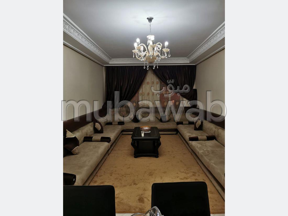 Location d'un appartement à De La Plage. 2 belles chambres. Bien meublé