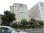 Appart 3 façades à Tanger ahlan 90m²