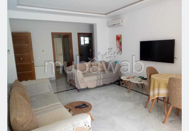 A louer un bel appartement au cœur de la Marsa ville