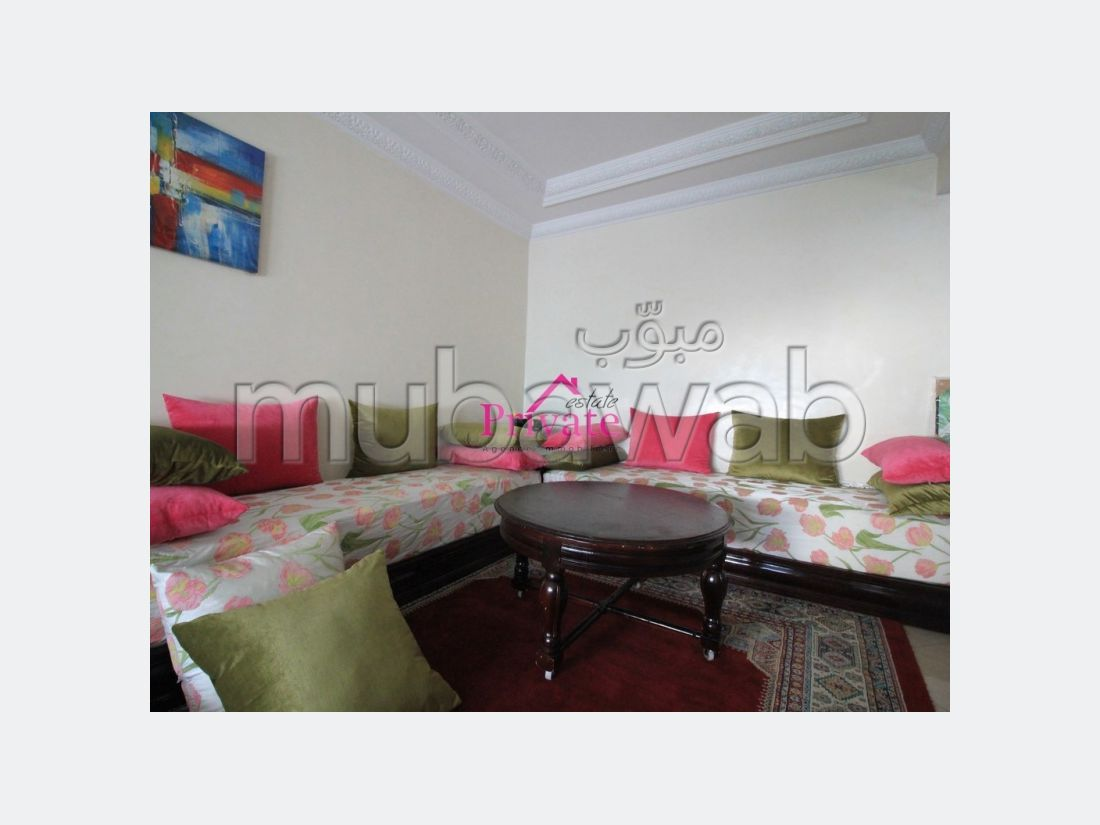 Vente Appartement 80 m² AVENUE MOULAY YOUSSEF Tanger Ref: VA321