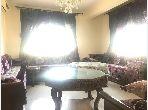 Magnífico piso en alquiler en Marjane. Área total 85 m². está amueblado con buen gusto.
