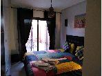 شقة للكراء بحي الشتوي. 1 غرفة. منظر جبلي استثنائي ، تدفئة مركزية.