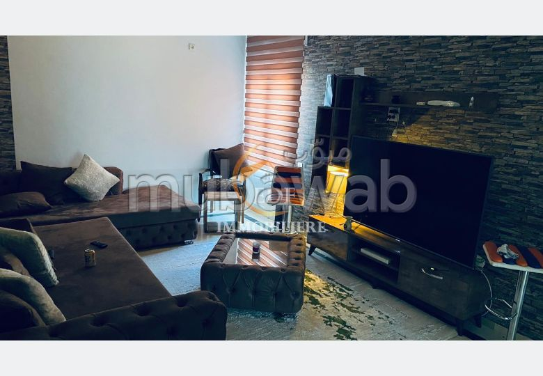 Find an apartment to buy in Bizerte. Small area 67 m². Balcony.