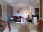 شقة جميلة للكراء بطريق الدارالبيضاء. المساحة الإجمالية 70 م².