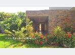 High quality villa for sale in Achakar. Surface area 300 m². Green areas, Balcony.