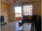 Bel appartement meublé dans une résidence avec piscine