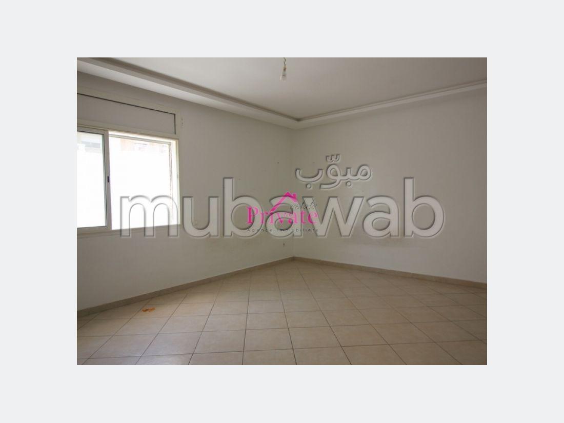 Location Appartement 80 m² ROUTE DE RABAT, Tanger Ref: LZ462