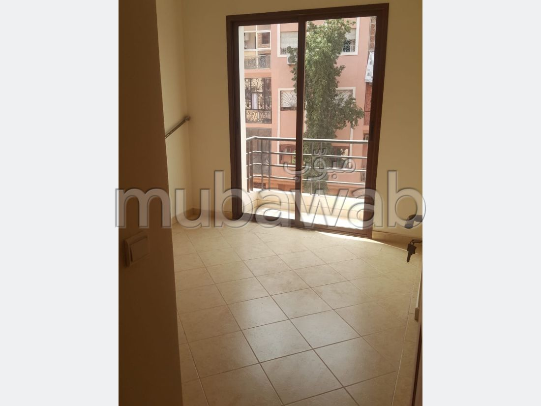 Find an apartment for rent in Boukar. 2 Small bedroom. No Lift, Balcony.