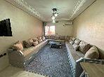 Encuentra un piso en alquiler en Guéliz. 2 Dormitorios. Residencia con conserje, aire condicionado general.