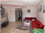 Se alquila este piso en Belvédère. 1 dormitorio. con muebles.