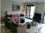 شقة جميلة للكراء بحي الشتوي. المساحة 130 م². مفروشة.