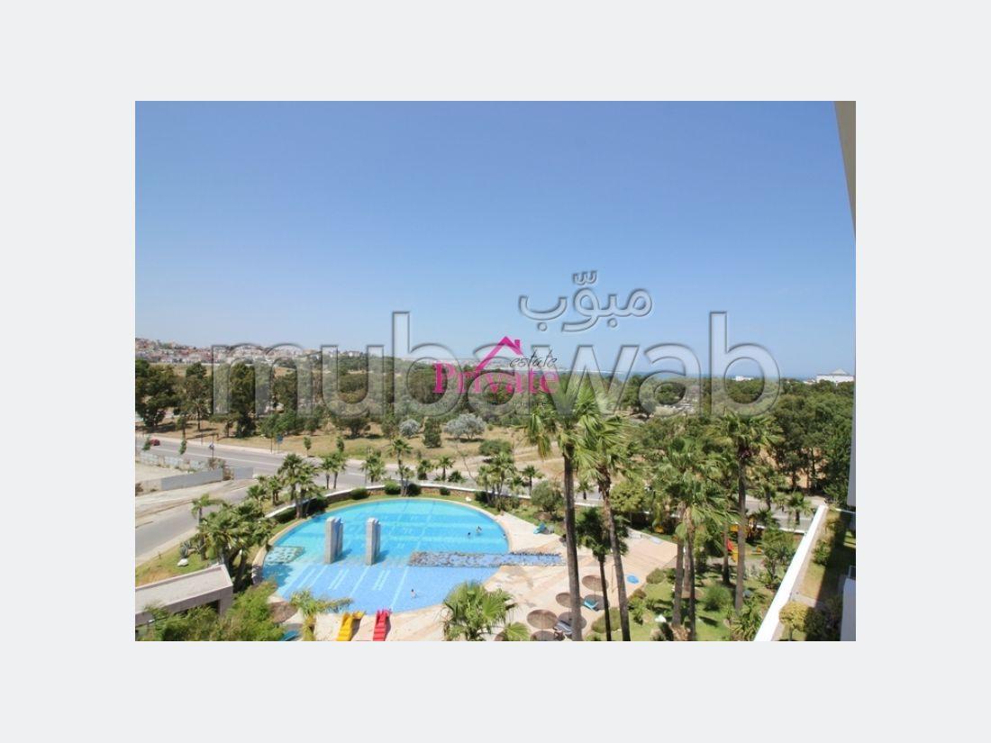 Sell apartment in Malabata. Area of 120 m². Private garden, Cellar.