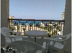 Find an apartment for rent in De La Plage. 3 Living room. Living room with Moroccan decor, General satellite dish system.