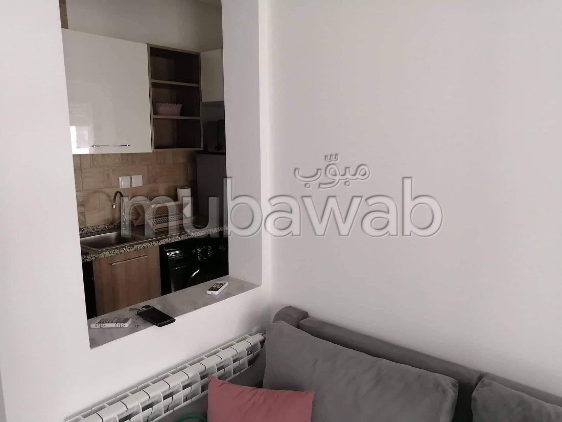 A louer appartement S1 meublé à La Soukra