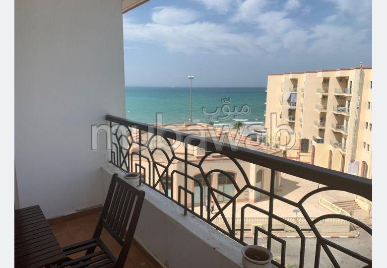 Appartement Meublé à Louer – Corniche – Tanger