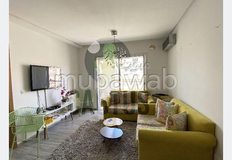 S2 meublé de 100m² à Cité el wafa