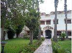 Villa zone immeuble R4 Casablanca
