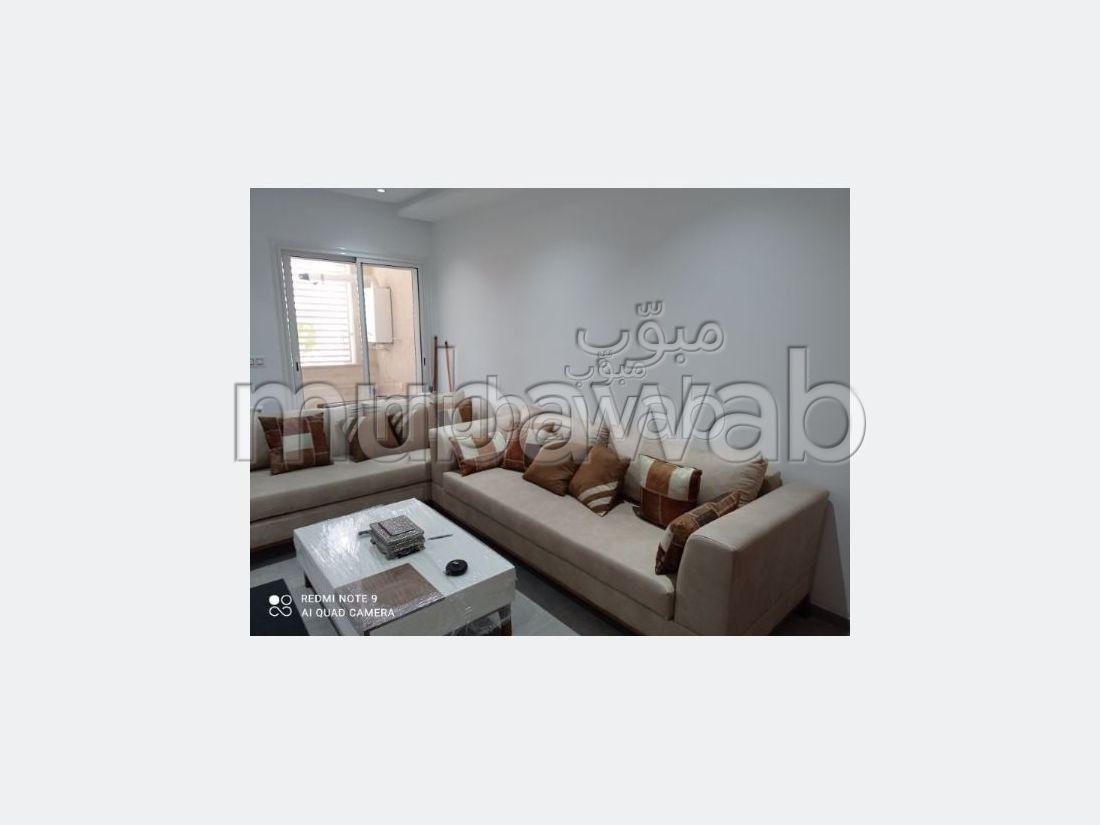 Enasr2 Appt S1 neuf meublé wifi clim ch c pl park