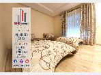 Apartment for rent in Moujahidine. 3 rooms. Well decorated.
