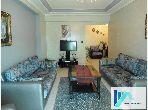 Bel appartement F4 vue sur mer à TANGER – Corniche