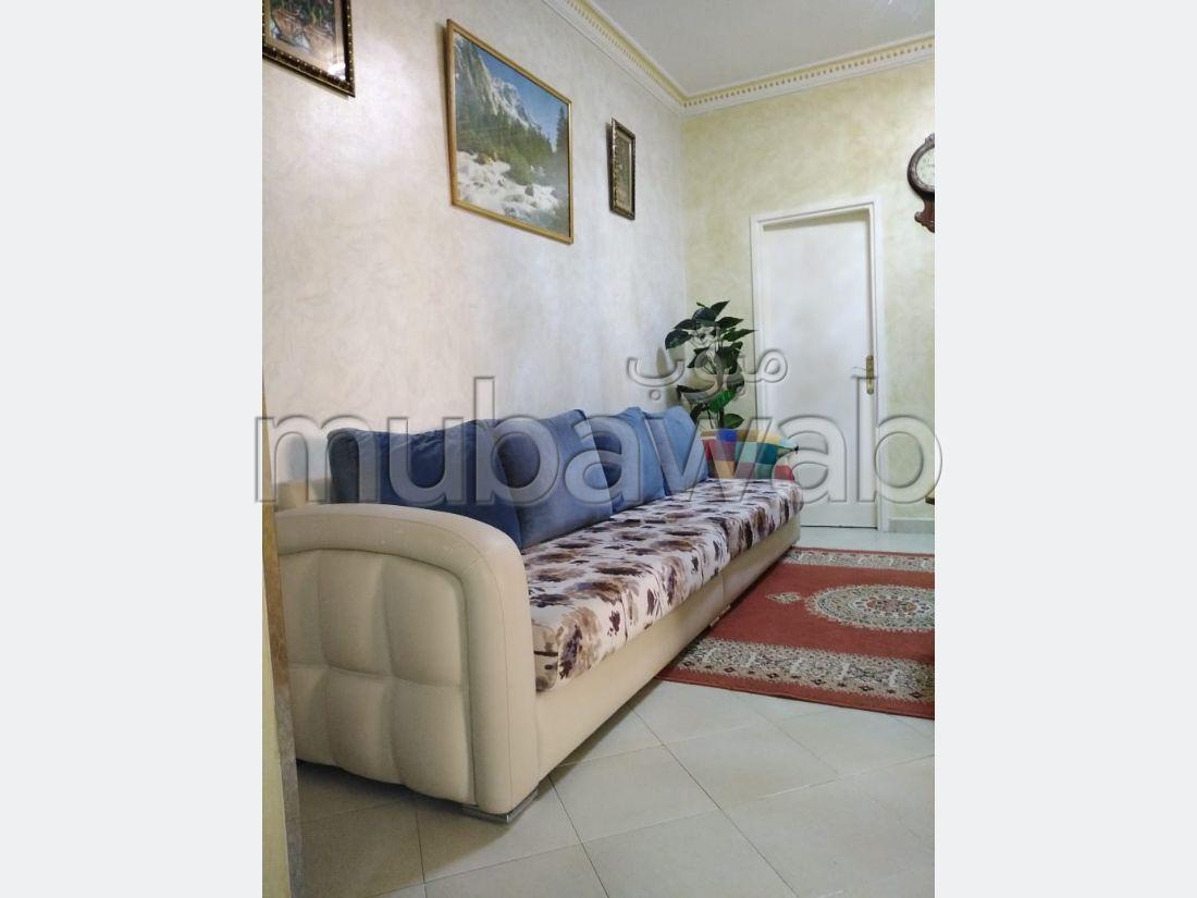 شقة للشراء ب البرانص 1. المساحة الإجمالية 77 م².