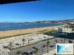 Sell apartment in De La Plage. Area 92 m². Stunning sea view, Double glazed window.