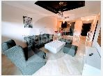 استئجار شقة بطريق الدارالبيضاء. المساحة الإجمالية 83 م². مفروشة.