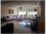 Bonito piso en venta en Ain Amiyer. 3 Habitación pequeña. Chimenea funcional, aire condicionado general.