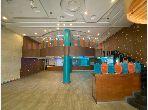 Local commercial à louer à Agdal. Superficie 320 m². Fenêtres double vitrage et chauffage central