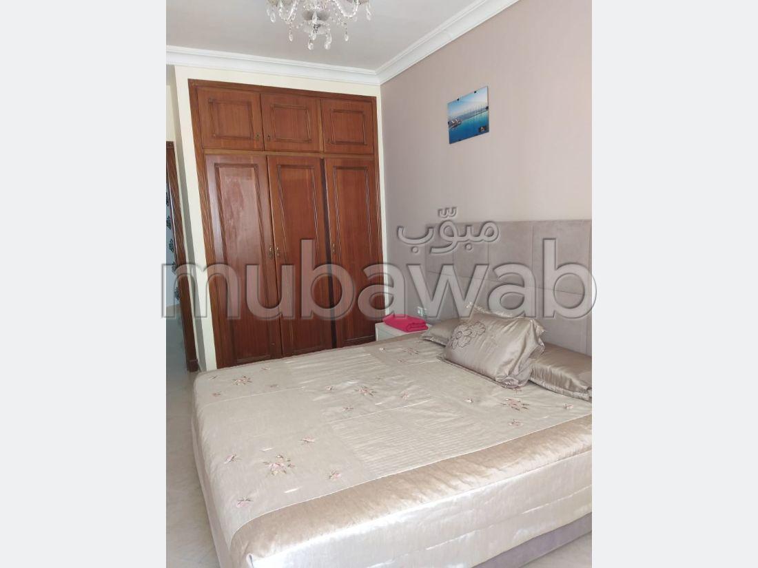Charme appartement en location / malabata