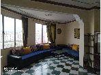 Très bel appartement en location à Tanger City Center. 2 chambres agréables. Prestation de conciergerie, belle Piscine.