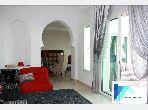 Villa de alto standing en alquiler en Malabata. Area 266 m². Amueblada.