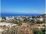 Land for sale in Bizerte Le Corniche. Large area 733 m².