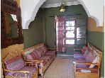 Appartement richement meublé style artisanale