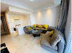 Très jolie studio meublé avec bel terrasses a CFC