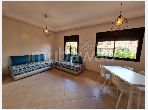 Piso en alquiler en Ennakhil (Palmeraie). 4 habitaciones confortables.