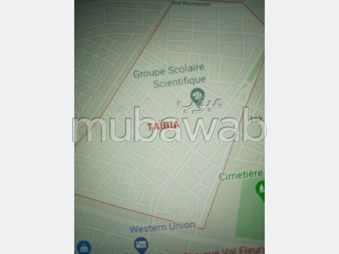 شقة للبيع بوسط المدينة. المساحة الإجمالية 52 م². تلفاز.