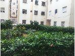 شقة جميلة للبيع ب ابواب سلا. 3 قطع مريحة. مساحة خضراء.