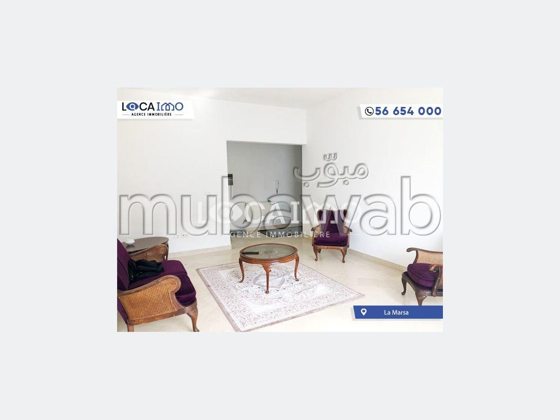 A Louer Appartement S3 160 m² Marsa Maalaga