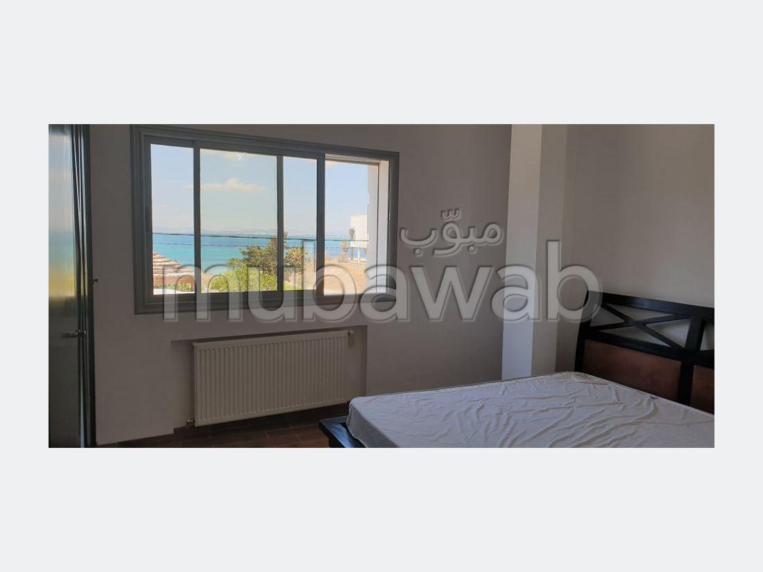 Location estival, un appartement vue sur mer