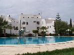Bungalow El kantaoui Sousse, maison de la mer