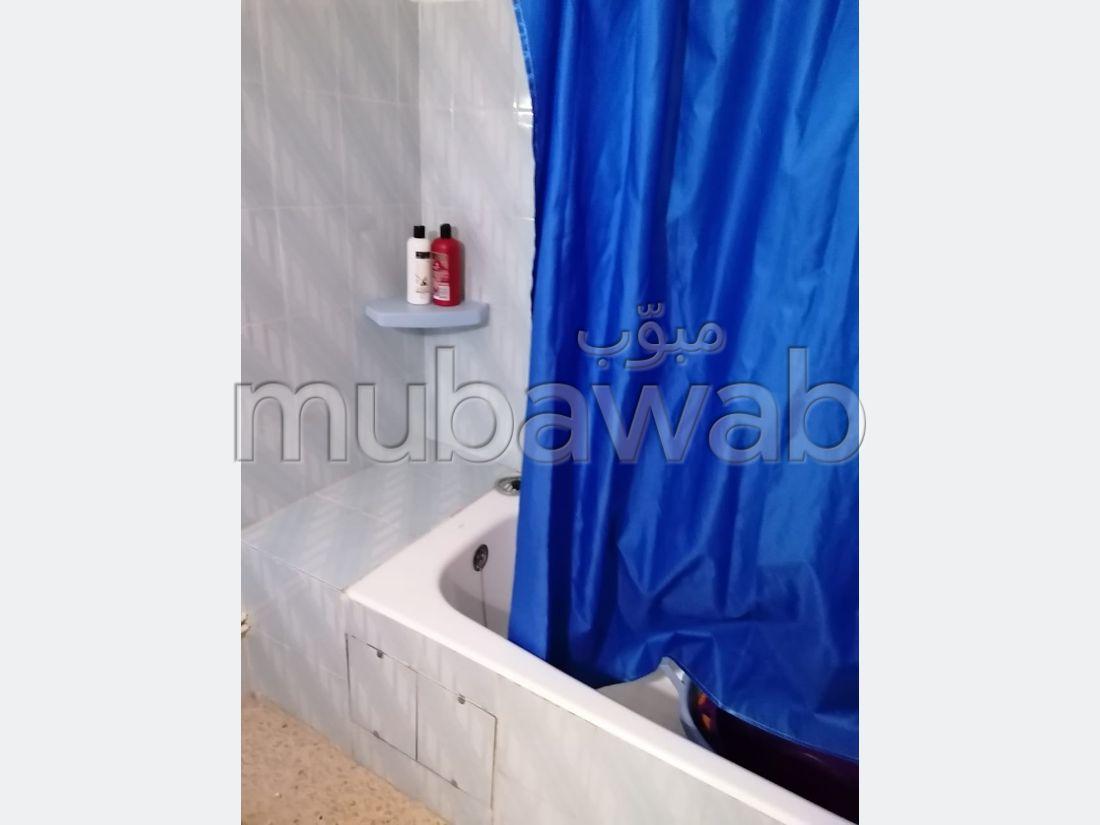 A louer S2 meublé à Sahloul Sousse