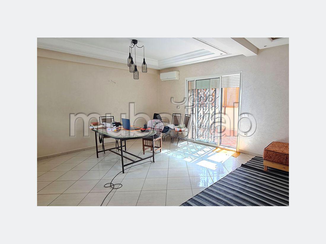 Vente appartement 2 ch kenitra