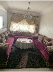 Apartment for sale in Quartier Oued Fes. 2 rooms. Living room with Moroccan decor.