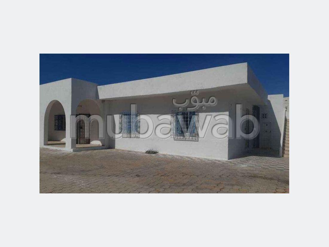 Raouad: À Vendre Une Nouvelle Maison