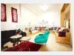 شقة للشراء بالأميرات. المساحة الإجمالية 123 م². مع مصعد وشرفة.