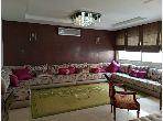 Alquila este piso en Hay Mohammadi. 3 Suite parental. con muebles.