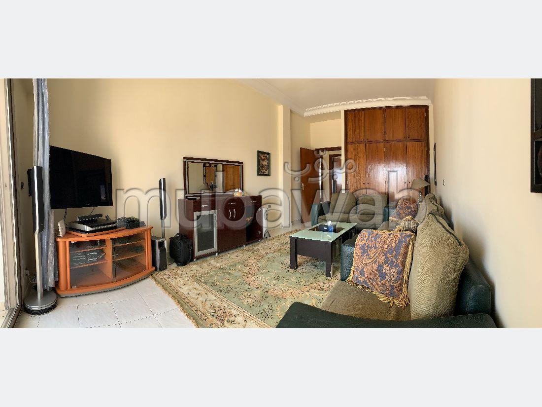 Appartement en location en Centre. Surface de 130 m². Bien meublé.