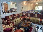 Bonito piso en venta en Bourmana. 3 Suite parental. Vista a la montaña, doble acristalamiento.